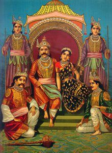 draupadi in mahabharata