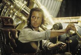 Guy Pearce time machine