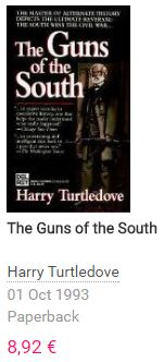 Harry TurtleDove - The Guns Of The South