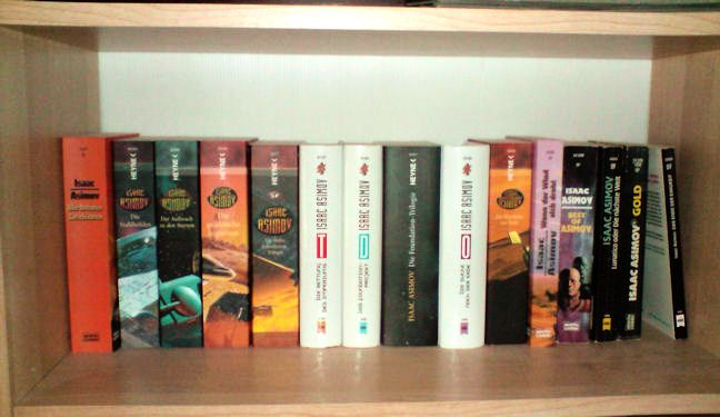 Isaac Asimov Books
