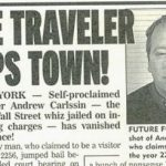 Andrew Carlssin-Who He Really Was?