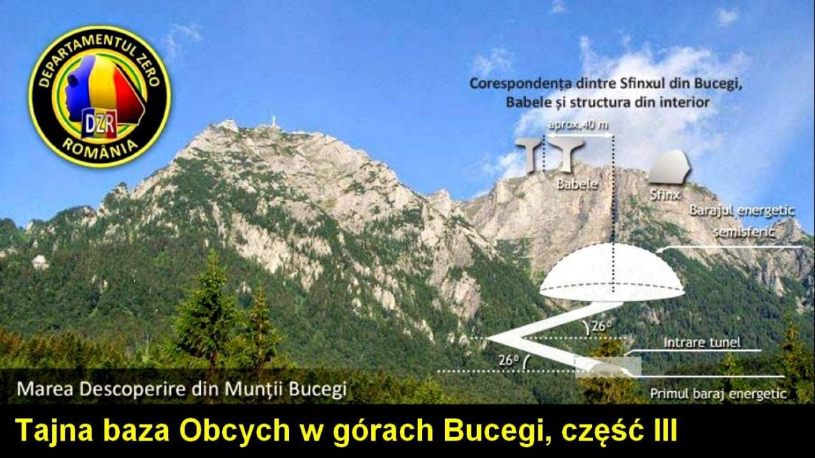 Bucegi discovery