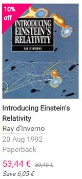 Introducing Einsteins Relativity