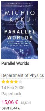 Parallel Worlds - Michio Kaku