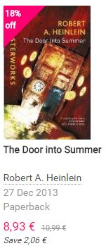 The Door Into The Summer