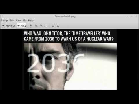 John Titor World war 3