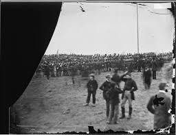 Basiago time travel at Gettysburg